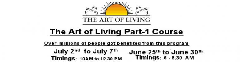 The Art of Living Part-1 Course