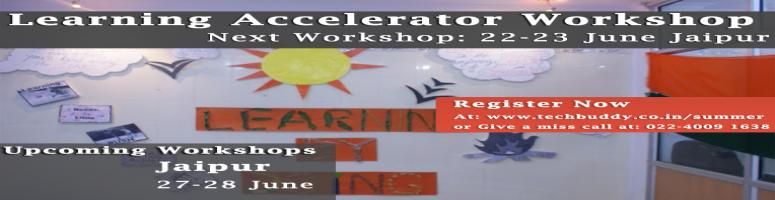 Book Online Tickets for Learning Accelerator Workshop Jaipur, Jaipur. A 2 Day experience designed to transform your learning for a positive paradigm shift in your work & life
