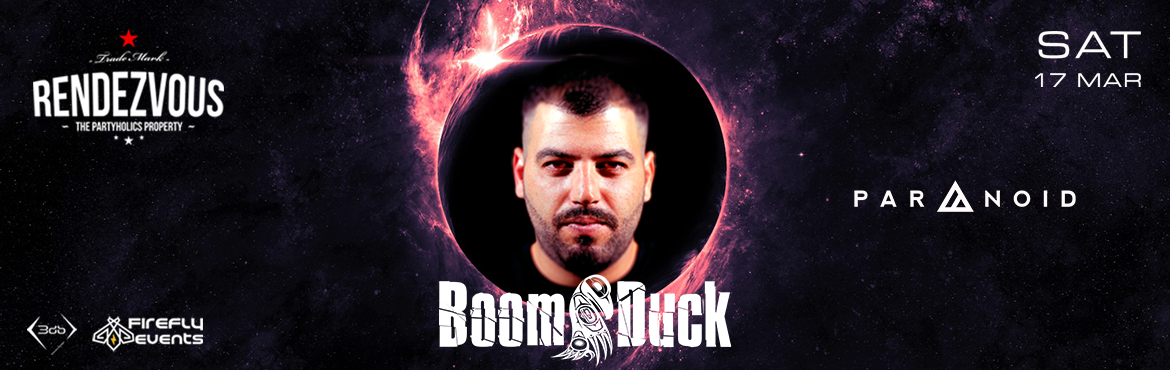 Boom Duck Live at Rendezvous