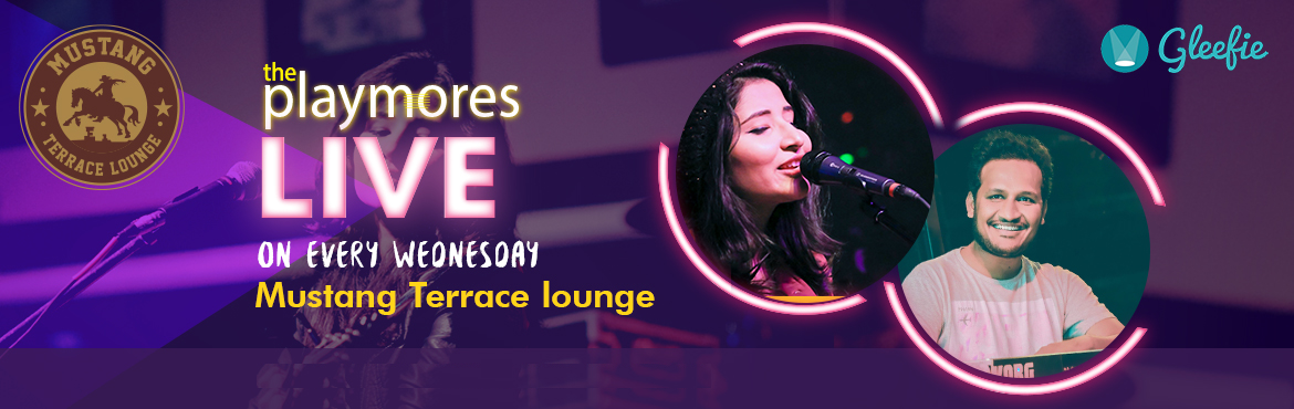 Book Online Tickets for The Playmores Live Music at Mustang, Hyderabad.  The Playmores Duo band is going LIVE on Mustang Terrace Lounge Hyderabad Gachibowli this Wednesday. Join in to enjoy some enjoy some chilled acoustic tunes music from the talented band and a lot of fun too.