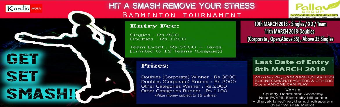 Corporate and Startup Badminton
