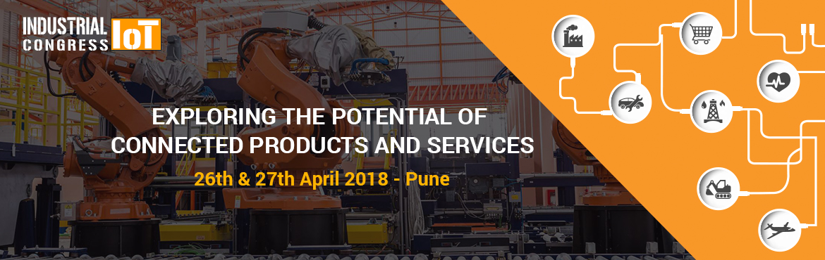 Book Online Tickets for 6th Edition Industrial IoT, Pune. The Industrial Internet of Things (IIoT) is driving the fourth wave of the industrial revolut ion.It is dramatically altering manufacturing, energy, transportation, cities, medical, and other industrial sectors.After hosting five successful editions