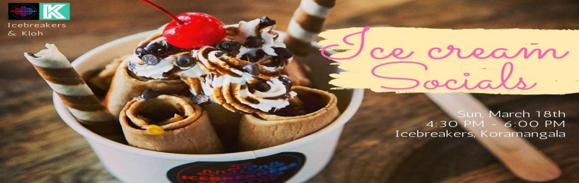 Book Online Tickets for Roll your own icecreams, Bengaluru. Learning is so deliciously sweet and ice creamy when you learn how to make your handcrafted icecreams from milk.De-stress yourself at Icebreakers and eat the BESTT ice creams rolls ever. Why? Coz nothing beats the taste of your own creation.&nb