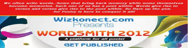 WORDSMITH-The National Level Poetry Contest by WizKonect.com