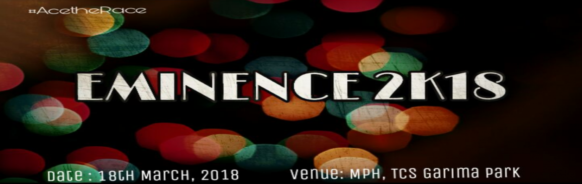 Book Online Tickets for EMINENCE 2K18 : International Speech and, Gandhinaga. Greetings! Ever thought of being a part of the World of Public Speaking? Here is a BIG surprise for you! TCS Be@tToastmasters Clubis organising the International Speech and Table Topics Contests, Club level - EMINENCE 2k18!! You hea