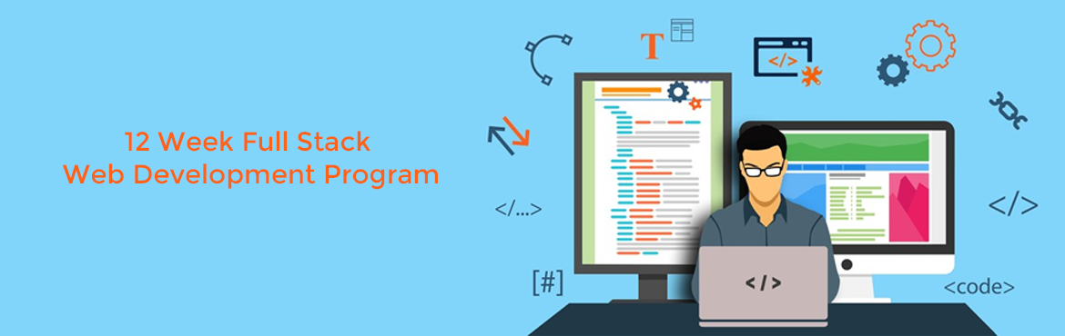 Book Online Tickets for 12 Week Full Stack Web Development Progr, Hyderabad.  We are pleased to announce the launch of Rauzr Code School. A product-driven bootcamp teaching JavaScript, React, NodeJS, MongoDB, Express, AWS (several other things). The program brings coding skill to creative entrepreneurs to make them able