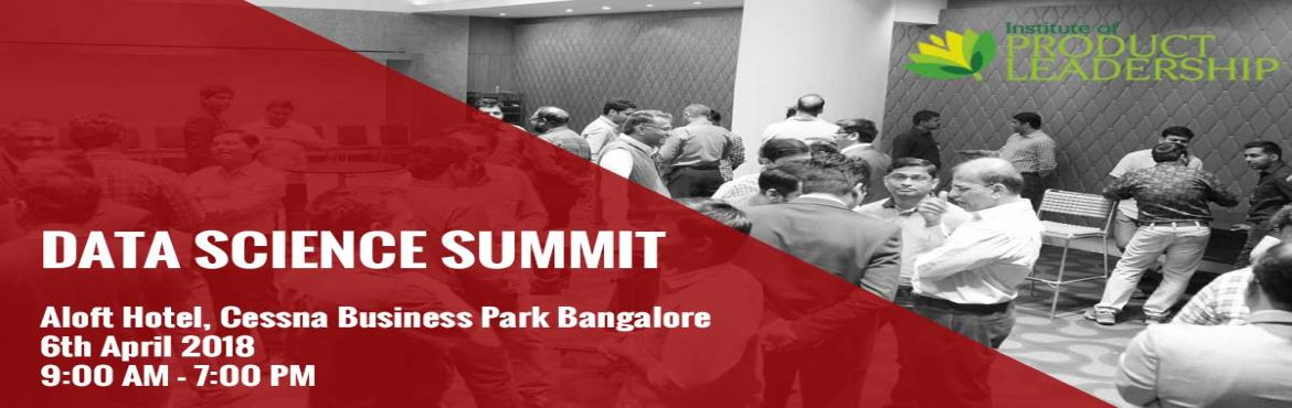 Book Online Tickets for Data Science Summit April 2018, Bengaluru.  Are you data curious? Do you feel the need to become data savvy?  Join us and more than 25 executive leaders from the top companies in the data science and AI space who will demystify how data science and AI will help you achieve your ca