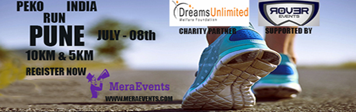 Book Online Tickets for Peko run India (PUNE), Pune. Welcome to Peko Run India, Peko Run is a running event happening at pan India level  in different cities back to back. We support our Sports NGO where we support childrens who are good in sports but lacking behind due to financial problems. Come