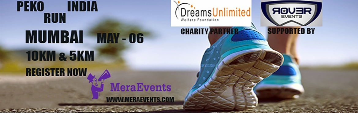 Book Online Tickets for Peko run India (MUMBAI), Mumbai. Welcome to Peko Run India, Peko Run is a running event happening at pan India level  in different cities back to back. We support our Sports NGO where we support childrens who are good in sports but lacking behind due to financial problems. Come