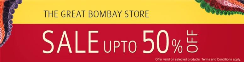 The Great Bombay Store Sale- Preview!