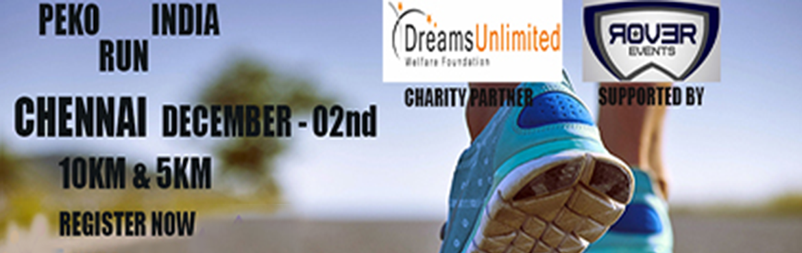 Book Online Tickets for Peko run India (CHENNAI), Chennai. Welcome to Peko Run India, Peko Run is a running event happening at pan India level  in different cities back to back. We support our Sports NGO where we support childrens who are good in sports but lacking behind due to financial problems. Come