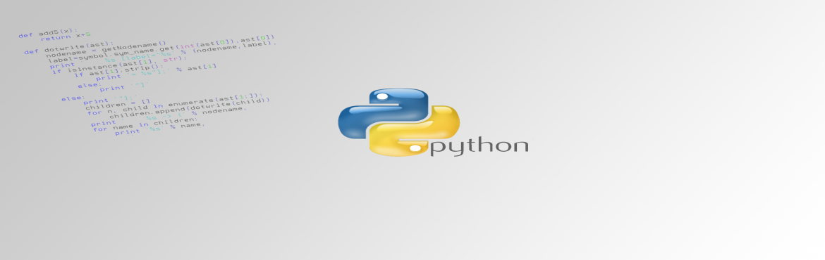 Book Online Tickets for one day python workshop, Hyderabad.   About The Event     Register for python INFORMATIVE session one day workshop for Careers in python and to Interact with our Mentors Python is a general-purpose language, which means it can be used to build just about anything, which will be made ea