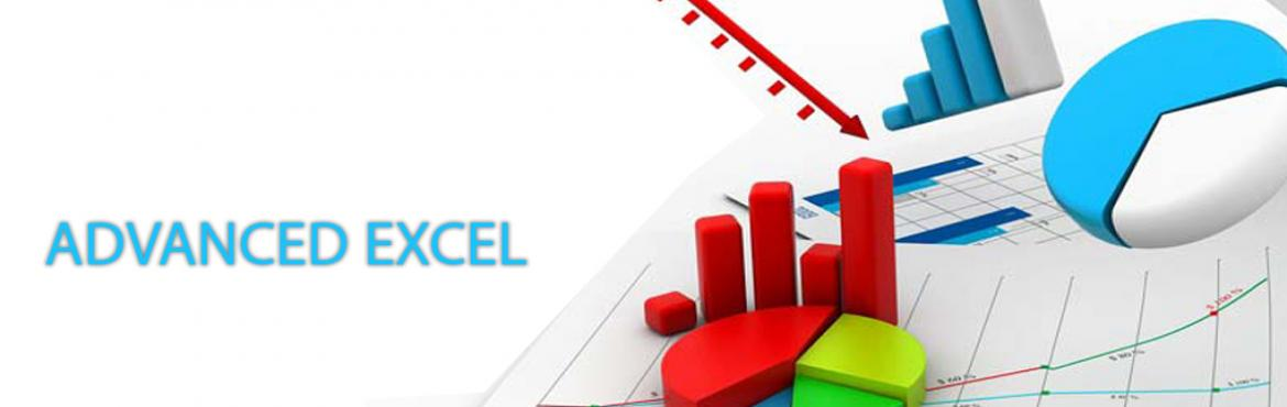 Book Online Tickets for Advanced Excel With Pivots, Charts and M, Mumbai. Description TheAdvancedExcelCourseis designed for executives who are already familiar with the basics of MicrosoftExcel, and who would like to work with moreadvancedfeatures of MicrosoftExce