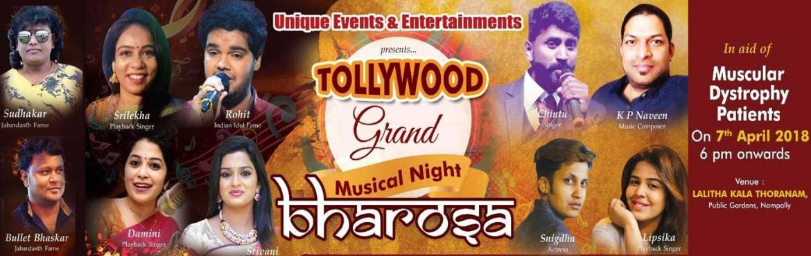 Book Online Tickets for Bharosa, Hyderabad.  We are organising a Musical night with a title \