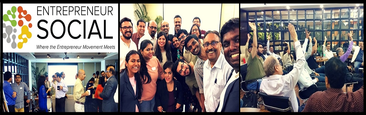 Book Online Tickets for Entrepreneur Social - A Networking Event, Mumbai.  Join Entrepreneur Social & Become a part of a Growing and Vibrant Community of Purpose Driven Entrepreneurs.   Entrepreneur Social is a monthly networking event, a part of Roger Hamilton\'s International Entrepreneur Institute. Hosted