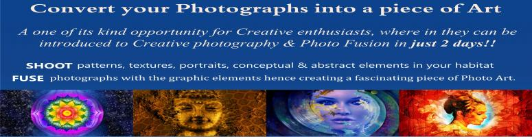 Weekend Photo Fusion Workshop on 28th & 29th July 2012