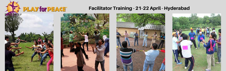 Play for Peace Facilitator Training - Hyderabad - 21-22 July2018
