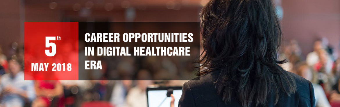 "Book Online Tickets for Career Opportunities in Digital Healthca, Hyderabad. The students, professionals, healthcare experts and start-ups are invited to attend the round-table conference on the topic – ""Career Avenues for Healthcare Students/Professionals for Modern Digital Healthcare Era"". InfocusRx is a g"