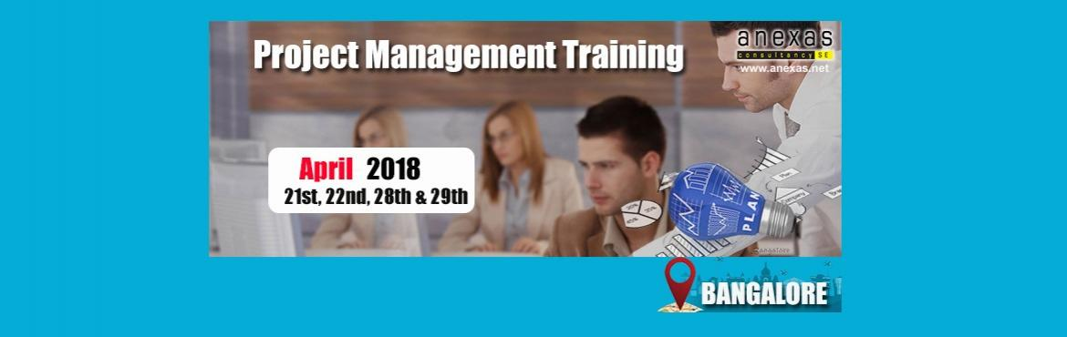 Book Online Tickets for Project Management Training at Bangalore, Bengaluru.  Project Management Training helps the participants with required contact hours of formal education necessary to apply and take the Project Management Professional (PMP)®certification administered byProject Management Institute (PMI)&
