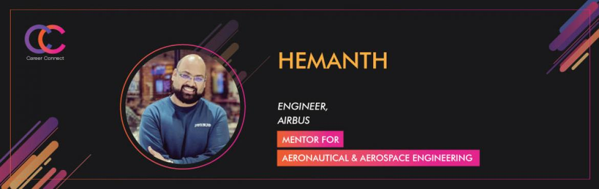 Book Online Tickets for Career Connect - Aeronautical and Aerosp, Bengaluru. More than 20 million students appear for PU/12th Std in India each year! However, most of them take up an undergraduate course without understanding what the subject is all about or the job opportunities it offers.Passionconnect presents Career