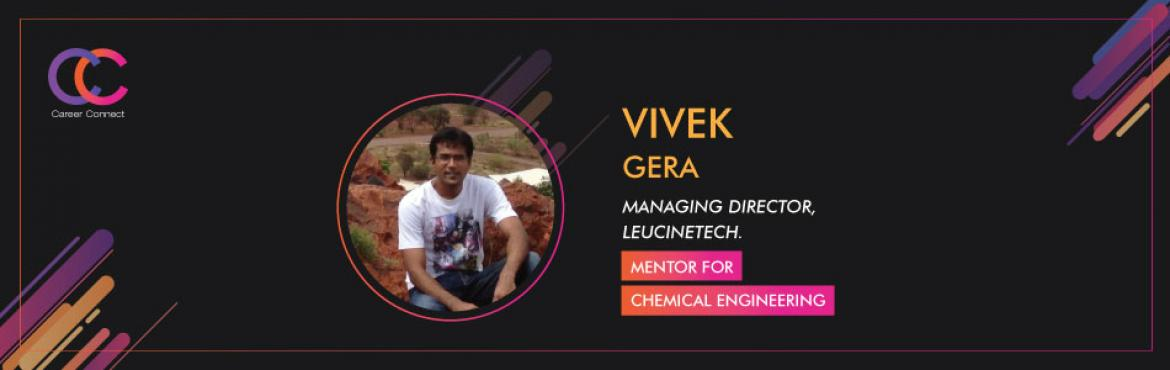Book Online Tickets for Career Connect - Chemical Engineering, Bengaluru. More than 20 million students appear for PU/12th Std in India each year! However, most of them take up an undergraduate course without understanding what the subject is all about or the job opportunities it offers.Passionconnect presents Career