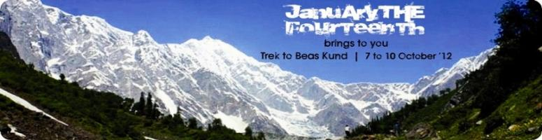 Book Online Tickets for Trek to Beas Kund, NewDelhi. A place of historic significance, Beas Kund is one of the most beautiful places in the Dhauladhar range (literally 'the white range') of the mighty Himalayas. Besides being regarded as sacred, Beas Kund is where the river Beas originates