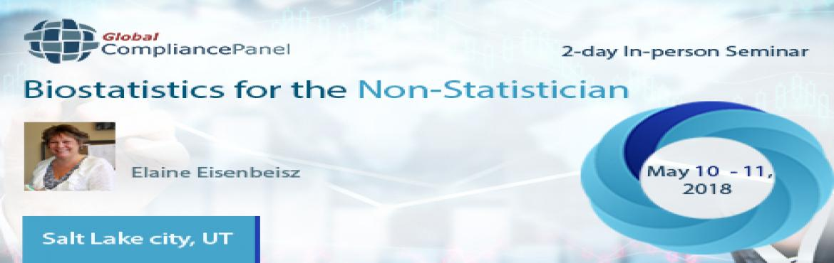 Book Online Tickets for Biostatistics for Non-Statistician | Sal, Salt Lake .  Course "|1170|370|?|5011b6ed13c6d040db861b4bee07f623|False|UNLIKELY|0.32814931869506836