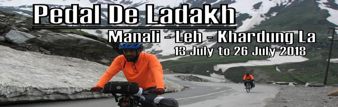 Book Online Tickets for PEDAL DE LADAKH - THE MLK CHALLENGE, Pune. OverviewThe ultimate adventure dream of every of cyclist is here - The Khardung La Cycling Odyssey. A cycling trip spread over 15 days and packed with unparallel beauty, the unquestionable challenge, high altitude adventure awaits. Pristine valleys o