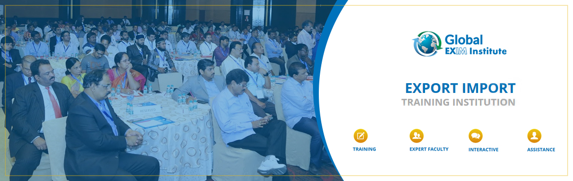 Book Online Tickets for Export Marketing Seminar @ Tirupati  on , Tirupati. This Export Marketing Seminar is aimed at Small and Medium companies, Individuals, Start-ups, who aspire to take their business to International markets. The programme will impart the practical skills and knowledgeto identify the right markets
