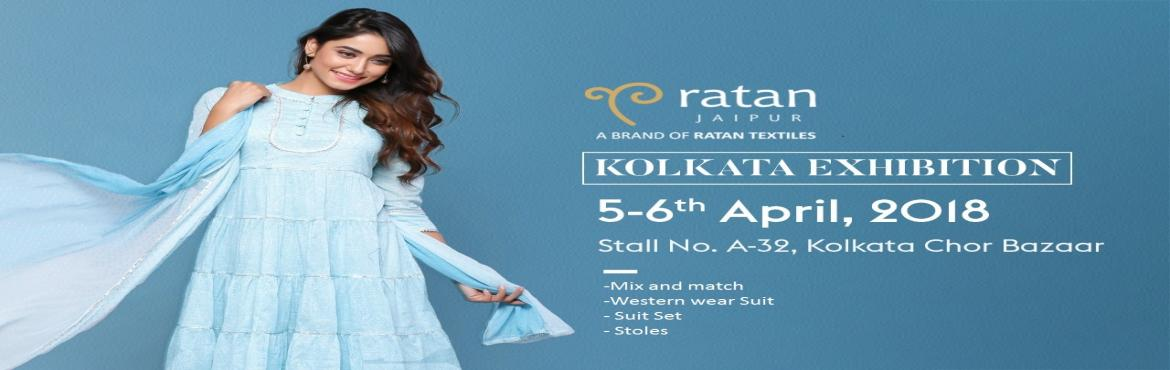 Exhibition for women apparels by Ratan Jaipur