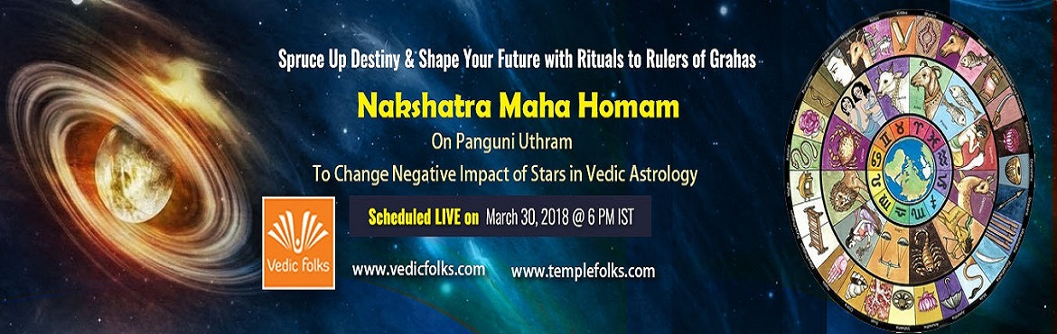 Book Online Tickets for Panguni Uthiram Special Rituals, Chennai. A Rare & Unique Ritual To Change Negative Impact Of Your Star in Vedic Astrology On Panguni Uthiram Mar 30,2018 Astrology has a direct influence on our lives. The placements of planets in our natal charts at the time of birth have a direct bearin