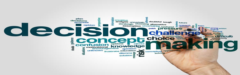 Book Online Tickets for Decision Making and Problem Solving skil, New Delhi. Description  \