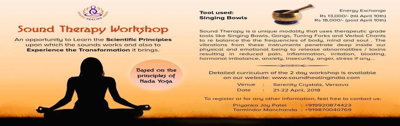 Singing Bowls Sound Therapy Workshop - Mumbai | MeraEvents com