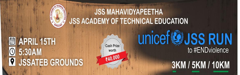 Book Online Tickets for UNICEF JSS RUN 18, Bengaluru. \