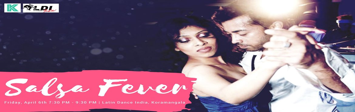 Book Online Tickets for Salsa Friday Fever, Bengaluru. Introducing \'Salsa Friday Fever\' to welcome you to the addictive world of Salsa. This class is perfect for you even if you are a total beginner. This will sharpen your skills to get that much-needed boost to your confidence to dance beautifull