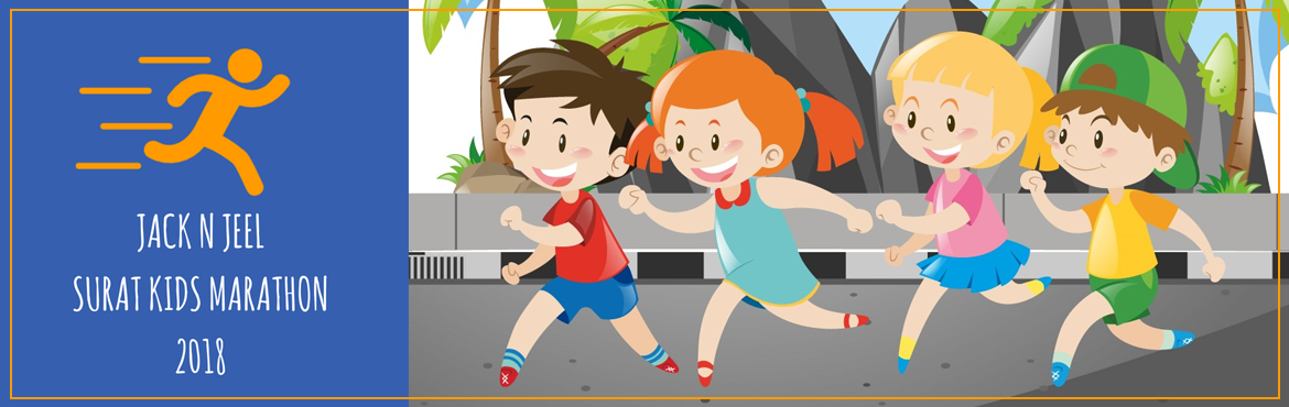 Book Online Tickets for Surat kids run 2018, Surat. Surat kids run 2018 is running event exclusively designed for children of all age groups to raise awareness and promote healthy lifestyle, fitness among young citizens of our country. Physical activity proves to be good for mental health and he