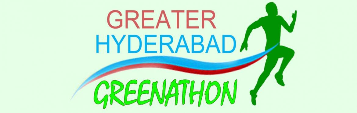 Book Online Tickets for Greater Hyderabad Greenathon , Hyderabad.  Greater Hyderabad Greenathon  An initiative to promote \'Clean and Green\' Greater Hyderabad along with to support underprivileged kids. for more details contact us @nandakishore.addhisports@gmail.com  Event Details: Event: G