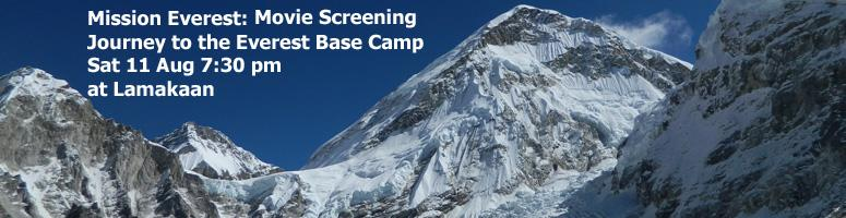 Mission Everest: Journey to the Everest Base Camp