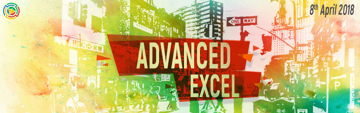 Book Online Tickets for Workshop on Advanced Excel - Data Analys, Hyderabad. Excel is an extremely popular domain. It is common for organizations to use Excel to store and analyze data. But did you know that you can even create Dashboards using Advanced Excel? Want to learn this amazing skill?? Register for the Advanced Excel