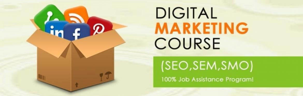 Book Online Tickets for Attend a Free Demo Event in Digital Mark, Hyderabad. Course content  Digital Marketing Overview SEO – Search Engine Optimization Google AdWords – Search Engine Marketing | Display Advertising Google My Businesss – Connecting your business with local customers Inbound Digital Marketing