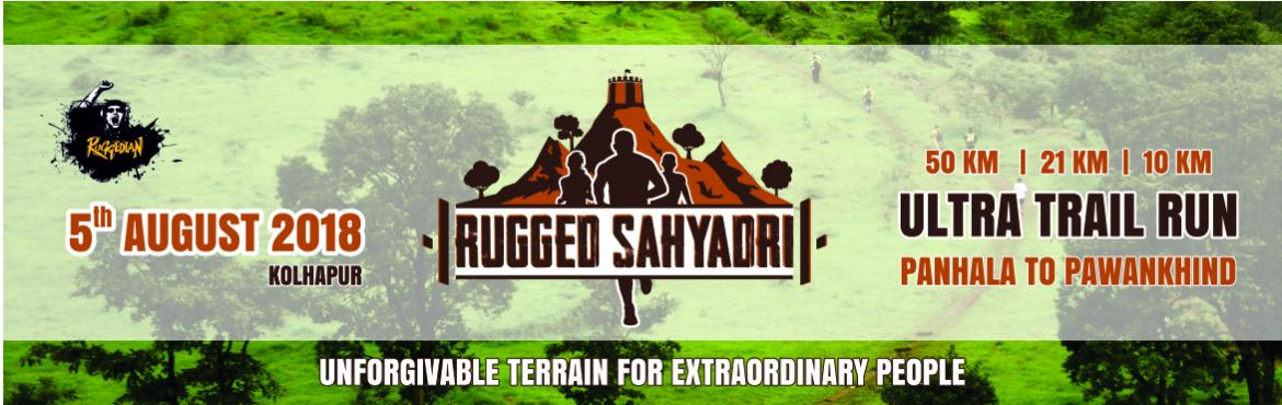 Book Online Tickets for Rugged Sahyadri - Ultra Trail Run, Panhala. About Event: Rugged Sahyadri - Trail Race is designed for the resolute, vehement, and stout. The 50 km trail race is not any mere one; Ruggedians are guaranteed to take back stories to tell and memories to cherish. Rugged Sahyadri beck