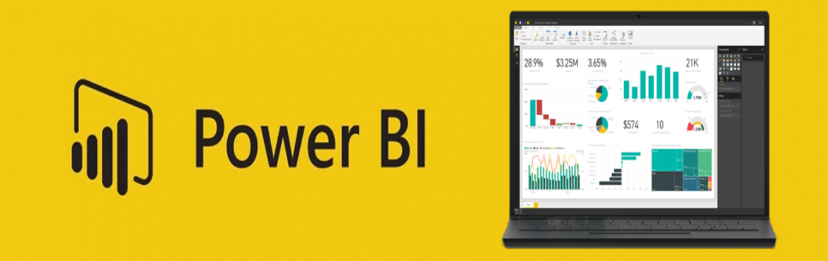 Book Online Tickets for Power BI, Mumbai. Description Prerequisite:  You must have a computer with Windows as operating system Basic understanding of data analysis is a plus but not required For this course a work or school email address is required to sign up  This is what you will le