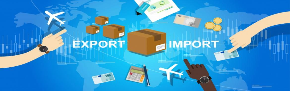 """Book Online Tickets for Export Import Documentation and Revised , Mumbai. Description With the onset of GST regime, there have been lot of concerns regardingLUT/ BOND/ Bank Guarantee, Refunds, fate of export promotion schemes etc. The Union government recently released the """"Mid-Term Review of Foreign Trad"""