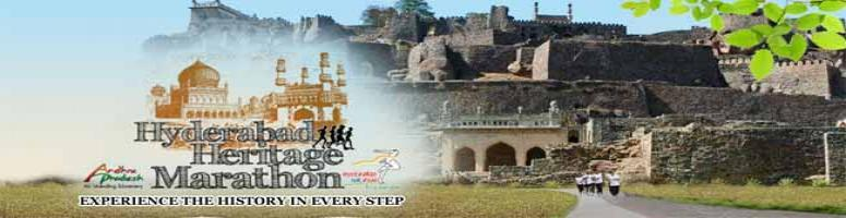 Book Online Tickets for Hyderabad Heritage Marathon 2012, Hyderabad. Welcome to Hyderabad Heritage Marathon