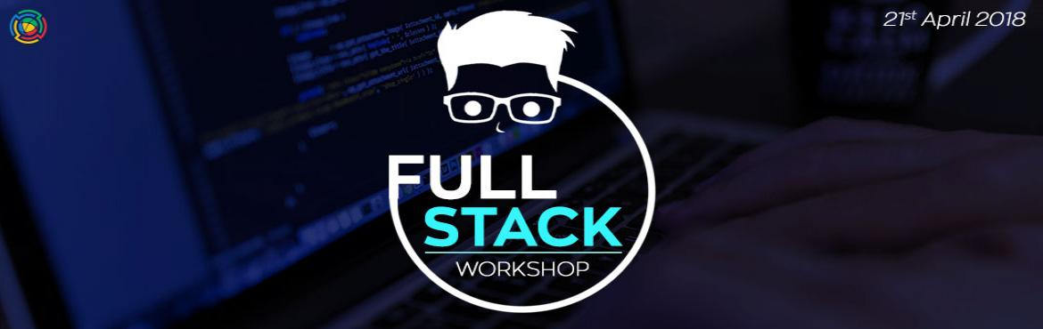 Book Online Tickets for A Practical Approach to Full-Stack Devel, Hyderabad. Topics CoveredTypeScript, Angular, NodeJS, ExpressJS and MongoDB, ProtractorContent of The Workshop1. Introduction to Full Stack Development.2. Deep dive in to Angular 5 and get familiar in developing SPA\'s3. Playing around with Node JS, Expre