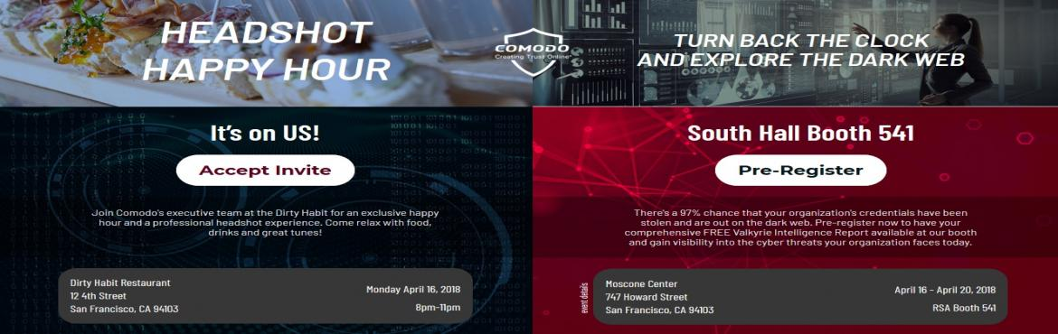 Book Online Tickets for RSA Conference 2018, San Franci. Comodo Cybersecurity, a global innovator and developer of cybersecurity solutions, has announced that Vice President and Principal Scientist Dr. Phillip Hallam-Baker and Senior Research Scientist Kenneth Geers will be prominent speakers at RSA Confer