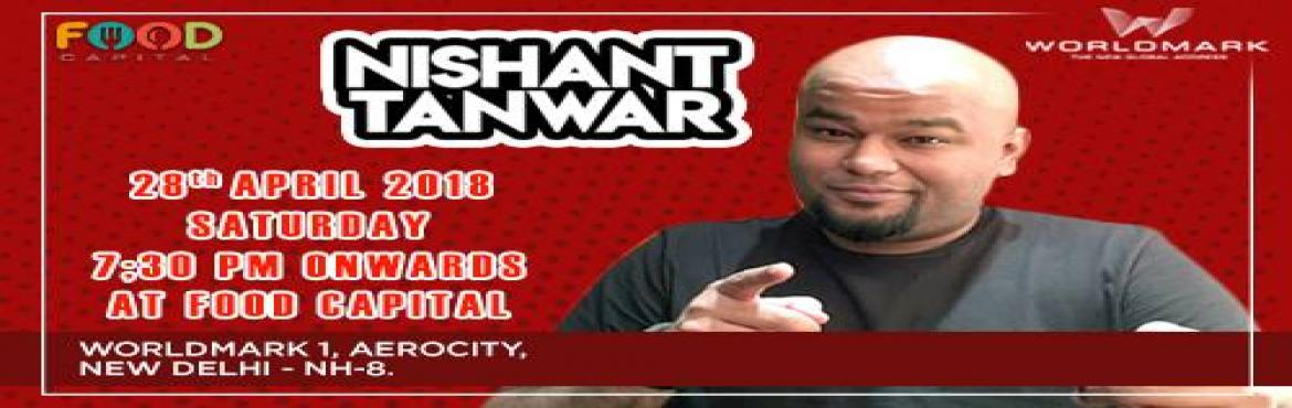 Book Online Tickets for Stand-Up Comedy by Nishant Tanwar, New Delhi.  Nishant 'Joke Singh' Tanwar's comedy talks about stereotypes, racism, politics and Indian culture. On your request, he can make fun of your boss, neighbors and mother-in- law. Since everything else is so expensive in this coun