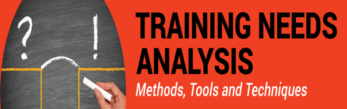 Training Need Analysis and  Assessing the Impact of Training