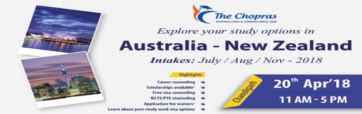 Welcome To Australia- New Zealand Education Fair By The