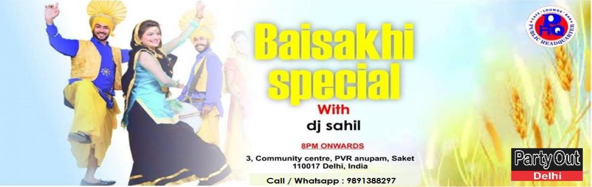 Book Online Tickets for BAISAKHI SPECIAL, New Delhi. After 3 Biggest Hits in A Row, Party Out Delhi Brings You Another Rocking Bash This Saturday on Occasion of Baisakhi at Newly Opened Club in South Delhi (FIRST TIME EVER)    Click The Link Below To Check Out The Pix of Our Parties  https://www.f